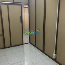 Instalasi partition room 2