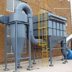 Industrial Dust Collector System 1