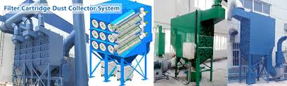 Filter Catridge Dust Collector - Filter Dust Collector2