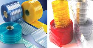 Harga PVC Strip Ribbed